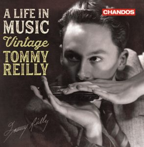 Cover from Tommy Reilly CD